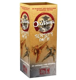 Arcane Wonders Onitama Sensei's Path Expansion