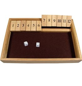 Shut the Box 13""