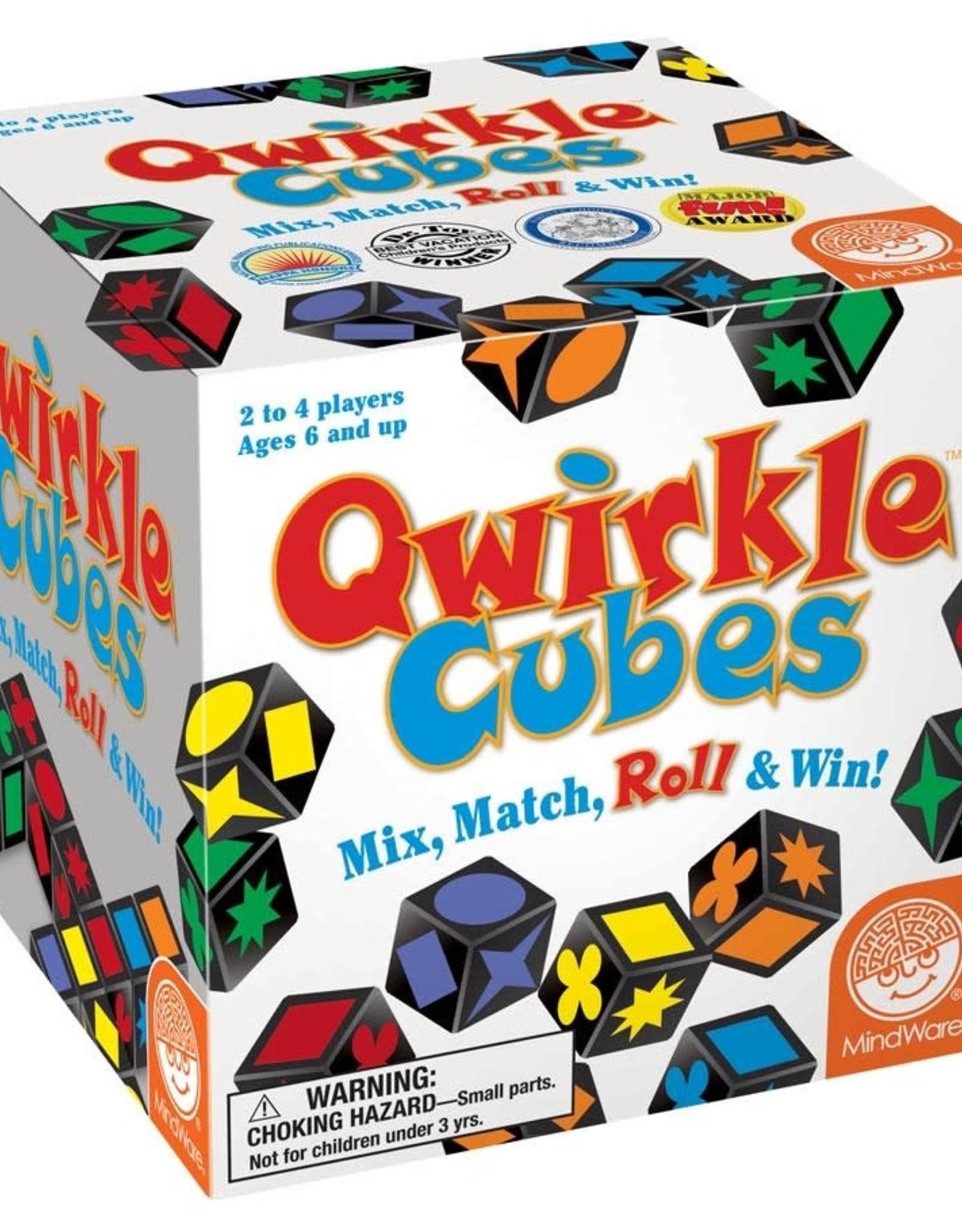 Mindware Games Qwirkle Cubes