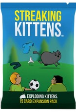 Exploding Kittens Streaking Kittens Expansion