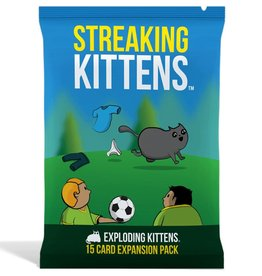 Exploding Kittens Streaking Kittens Expansion