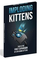 Exploding Kittens Imploding Kittens Expansion