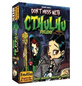 Indie Boards and Cards Don't Mess With Cthulhu Deluxe