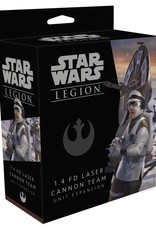 Fantasy Flight Games Star Wars Legion Laser Cannon Team
