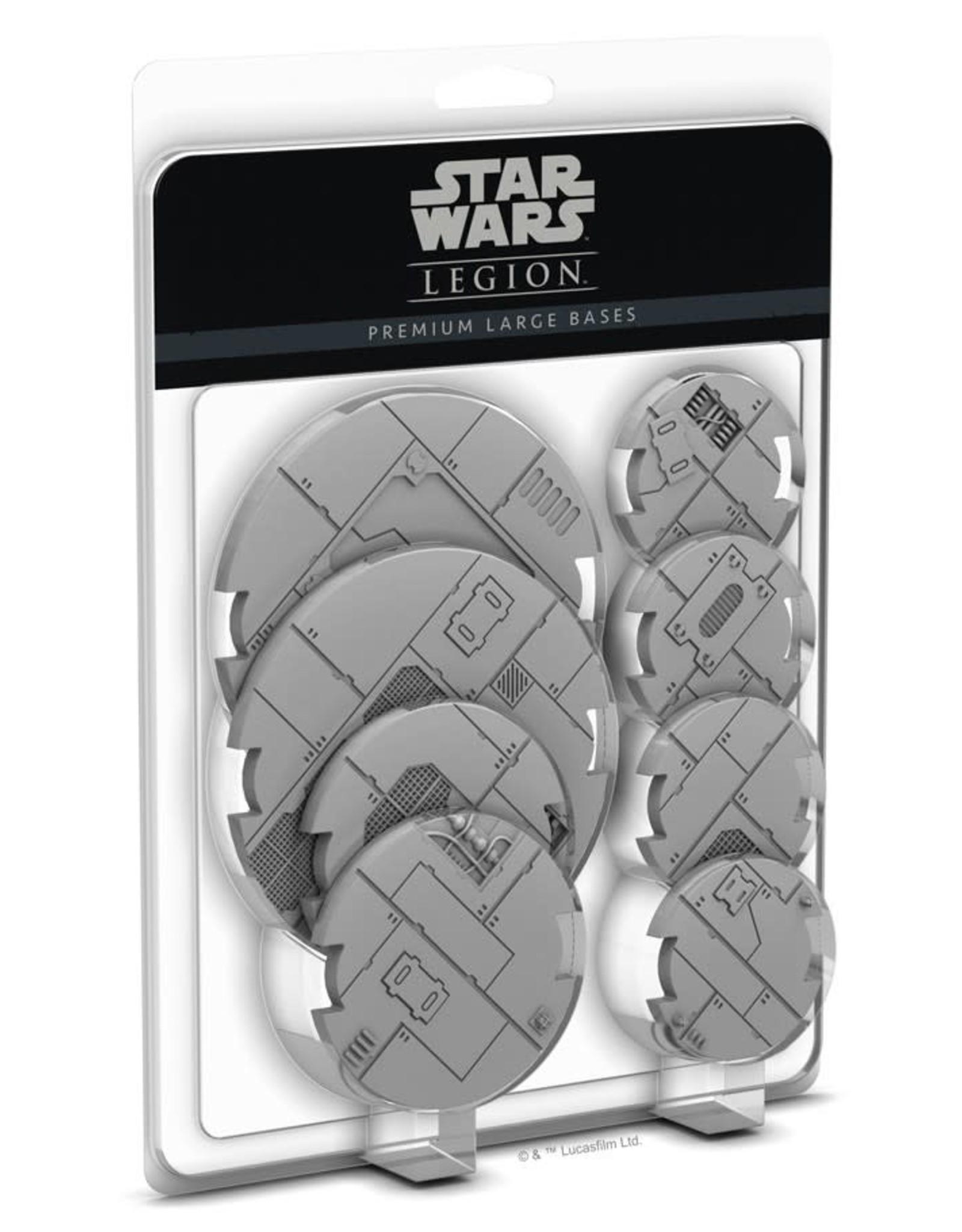 Fantasy Flight Games Star Wars Legion Premium Large Bases