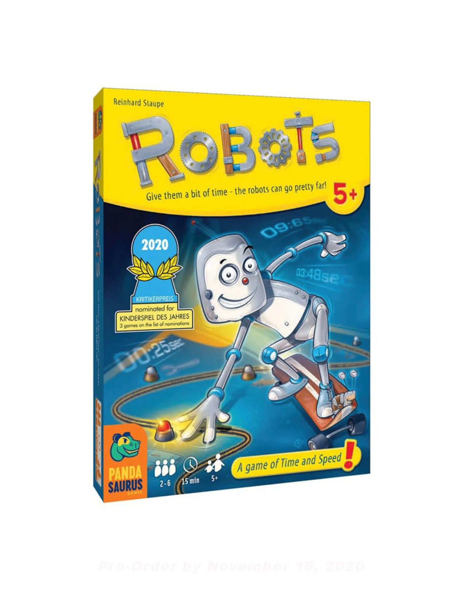 Pandasaurus Robots