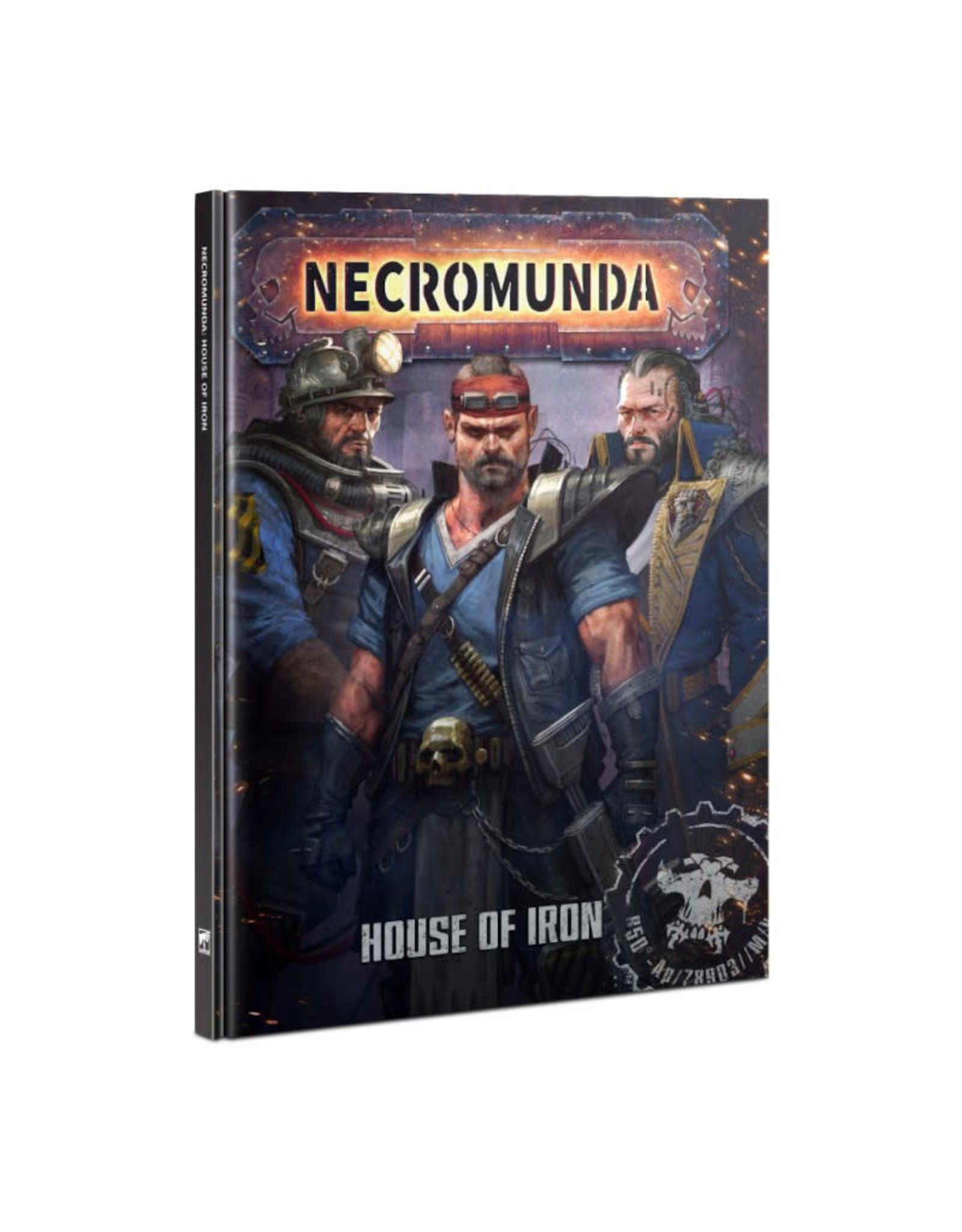 Games Workshop Necromunda House of Iron