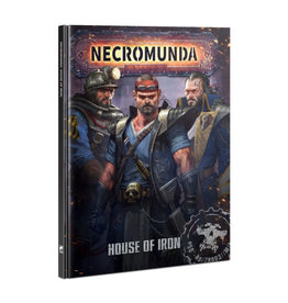 Games Workshop Necromunda House of Iron