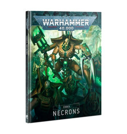 Games Workshop Warhammer 40K Codex Necrons