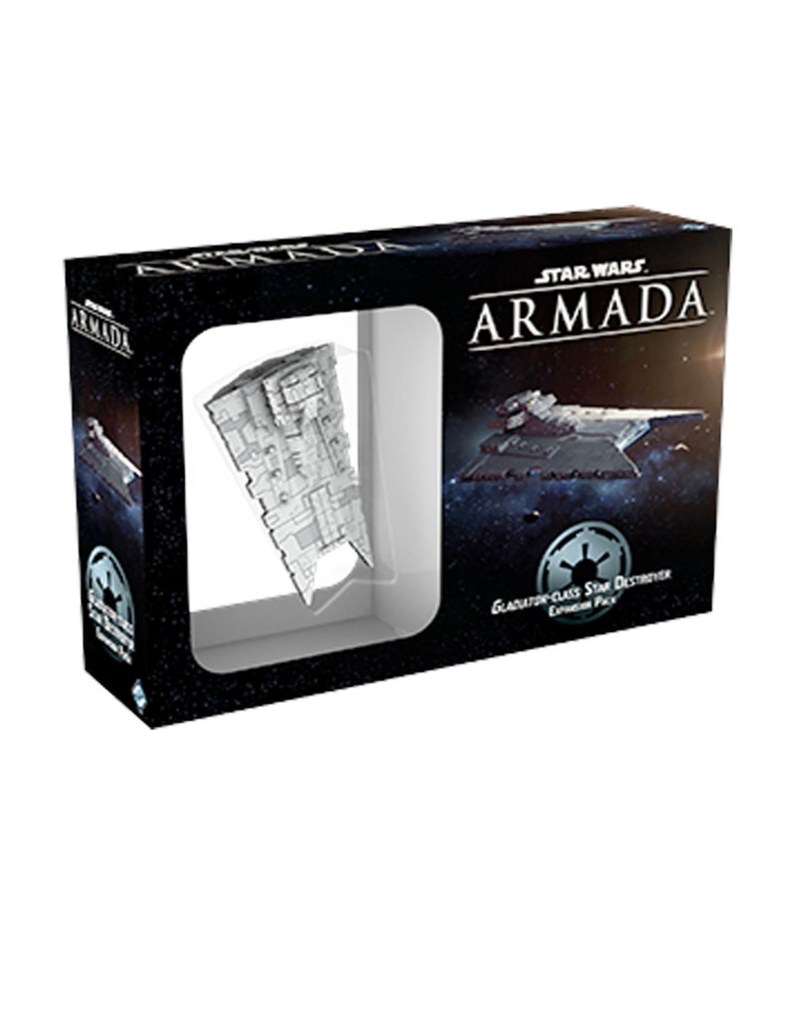 Fantasy Flight Games Star Wars Armada: Gladiator-class Star Destroyer Expansion Pack