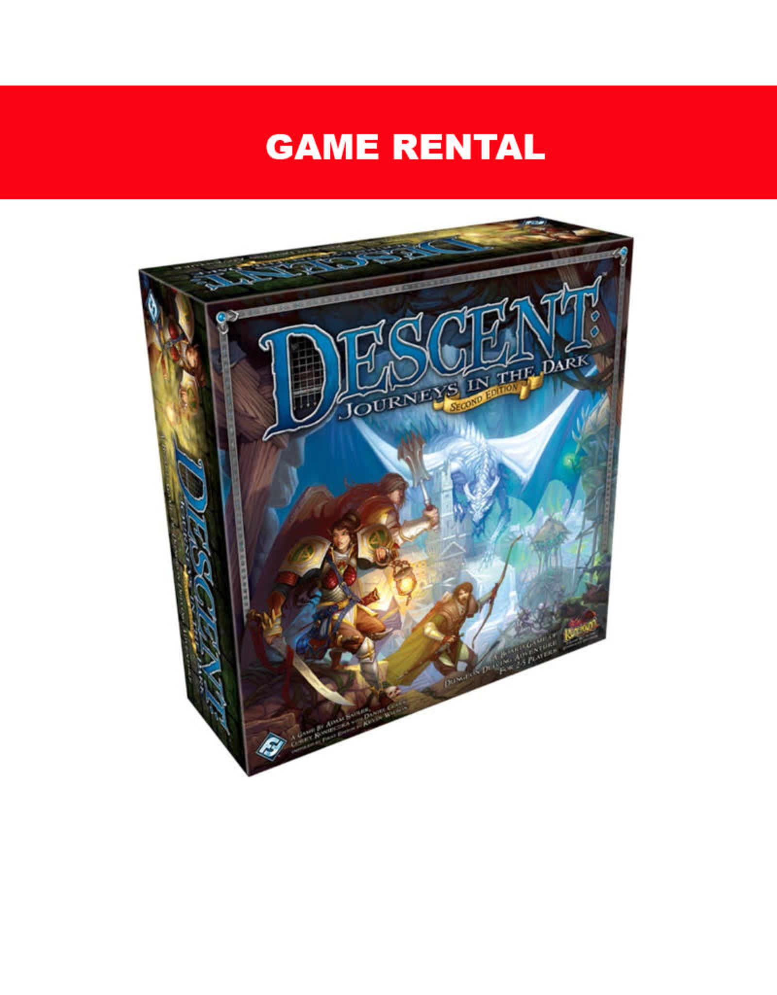 Game Night Games (RENT) Descent: Journeys in the Dark For a Day. Love It! Buy It!