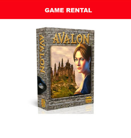 Indie Boards and Cards (RENT) Resistance: Avalon for a Day. Love It! Buy It!