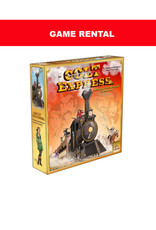 (RENT) Colt Express for a Day. Love It! Buy It!