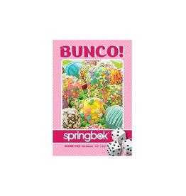 Springbok Bunco Score Pad