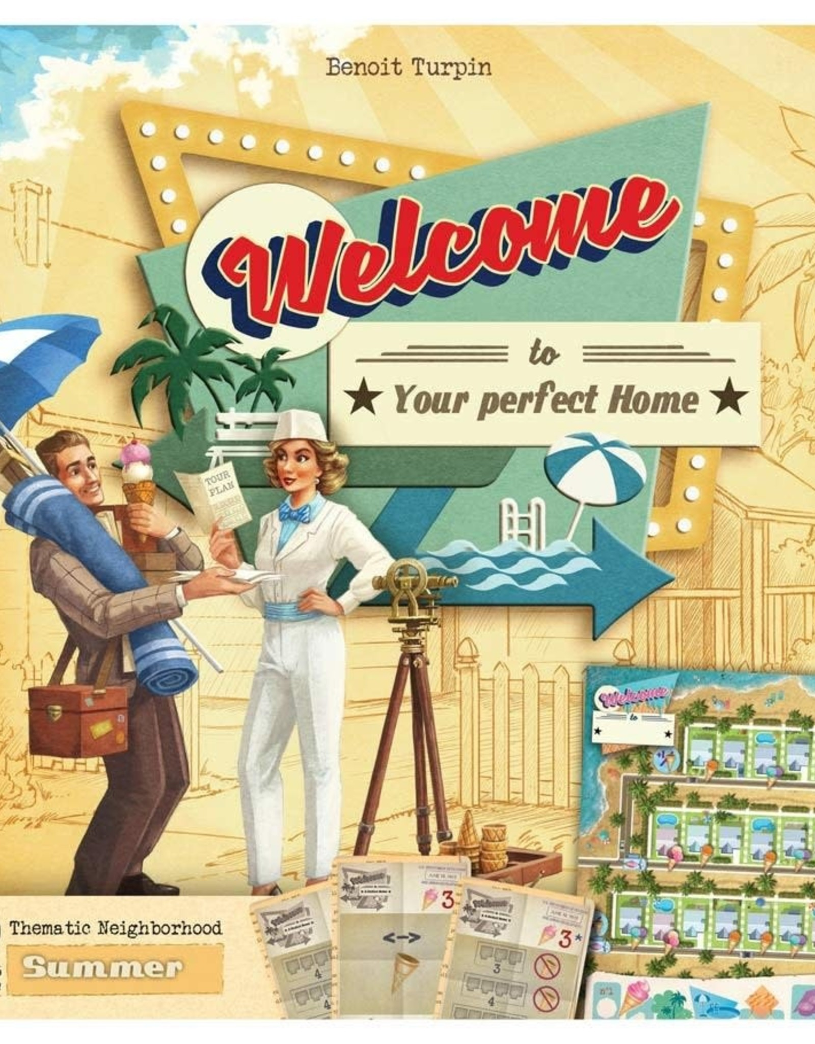 Deep Water Games Welcome To Your Perfect Home Summer Expansion
