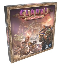 Renegade Games Clank! The Mummy's Curse Expansion