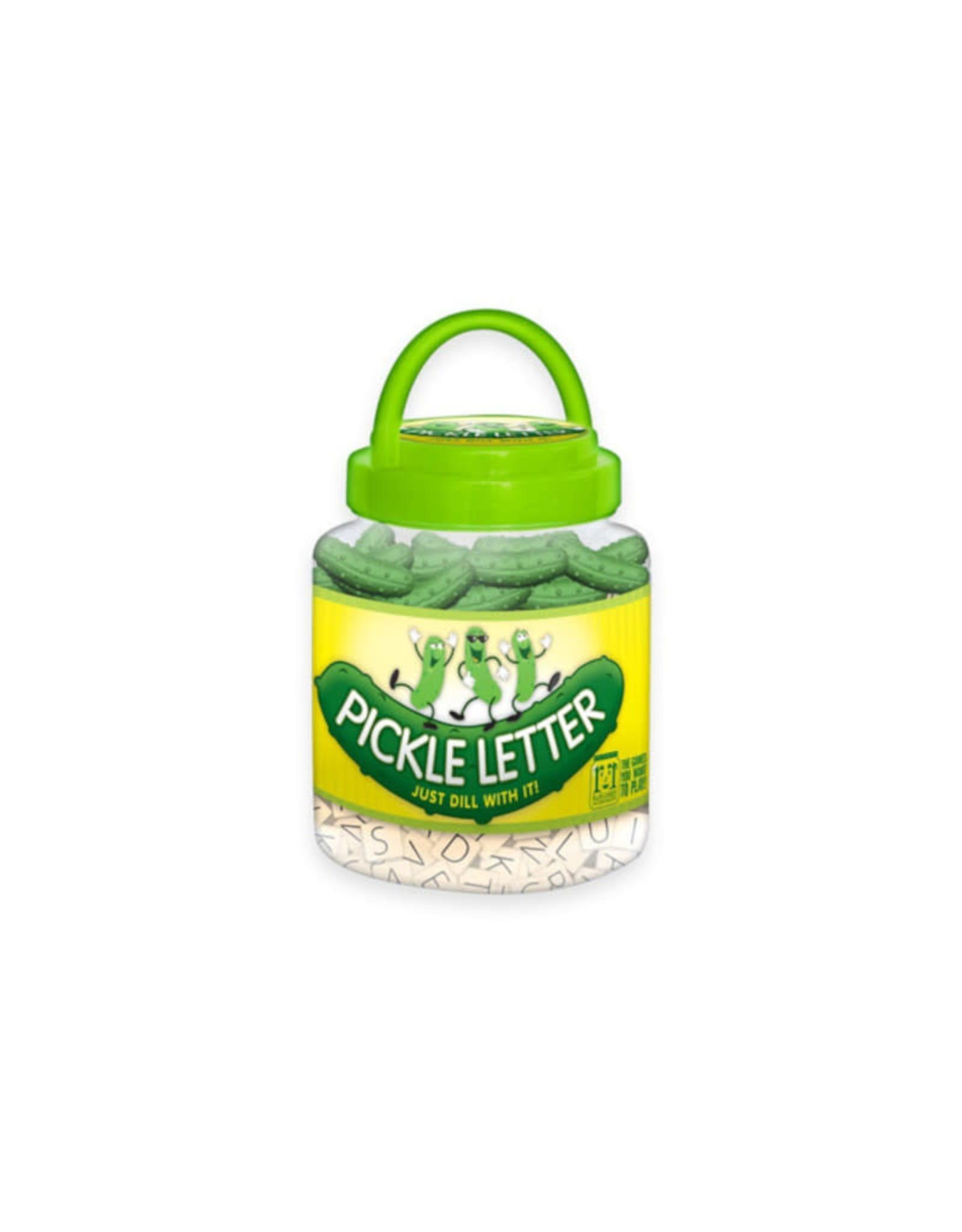 R&R Games Pickle Letter