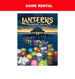 Renegade Games (RENT) Lanterns the Harvest Festival for a Day. Love It! Buy It!