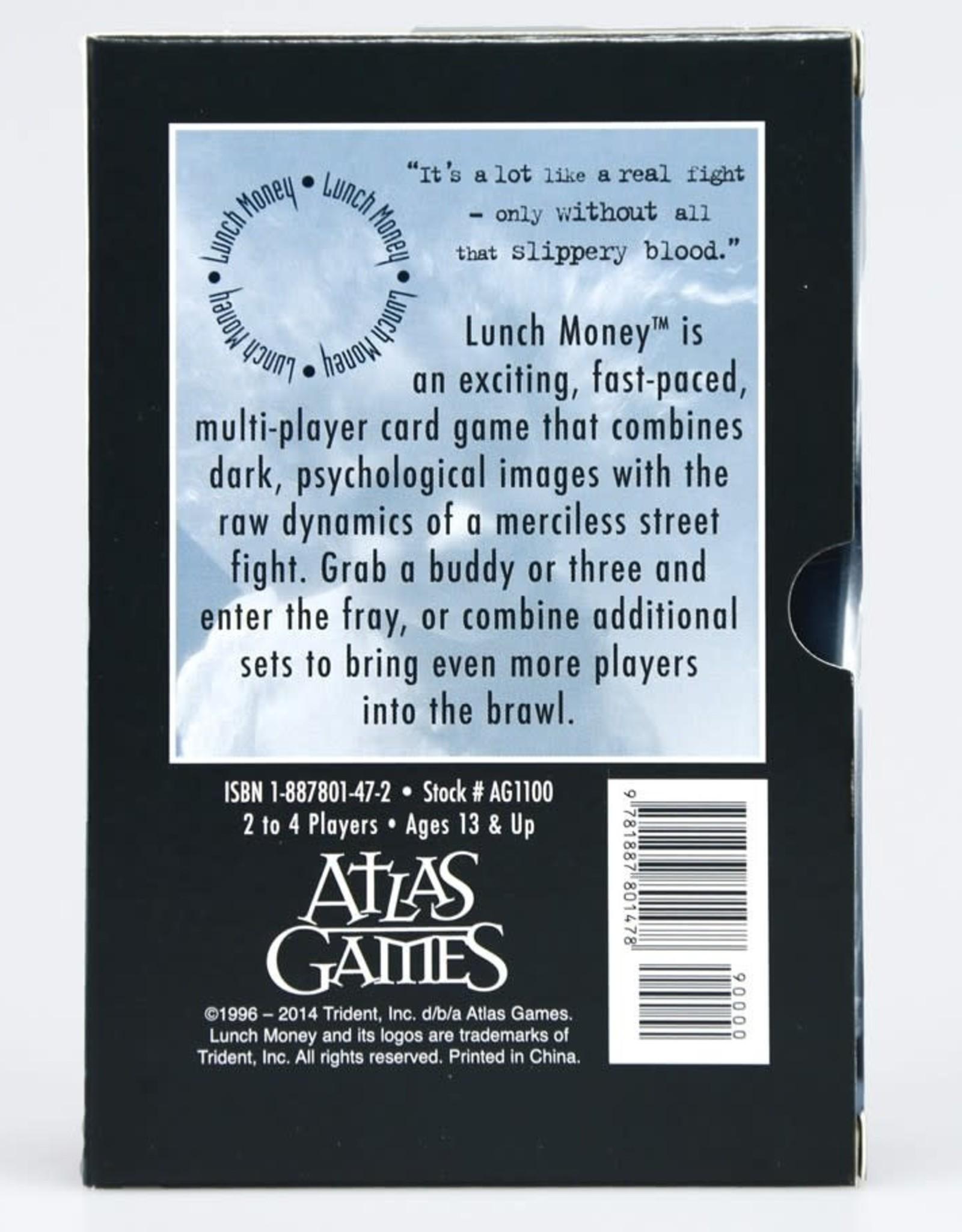 Atlas Games Lunch Money