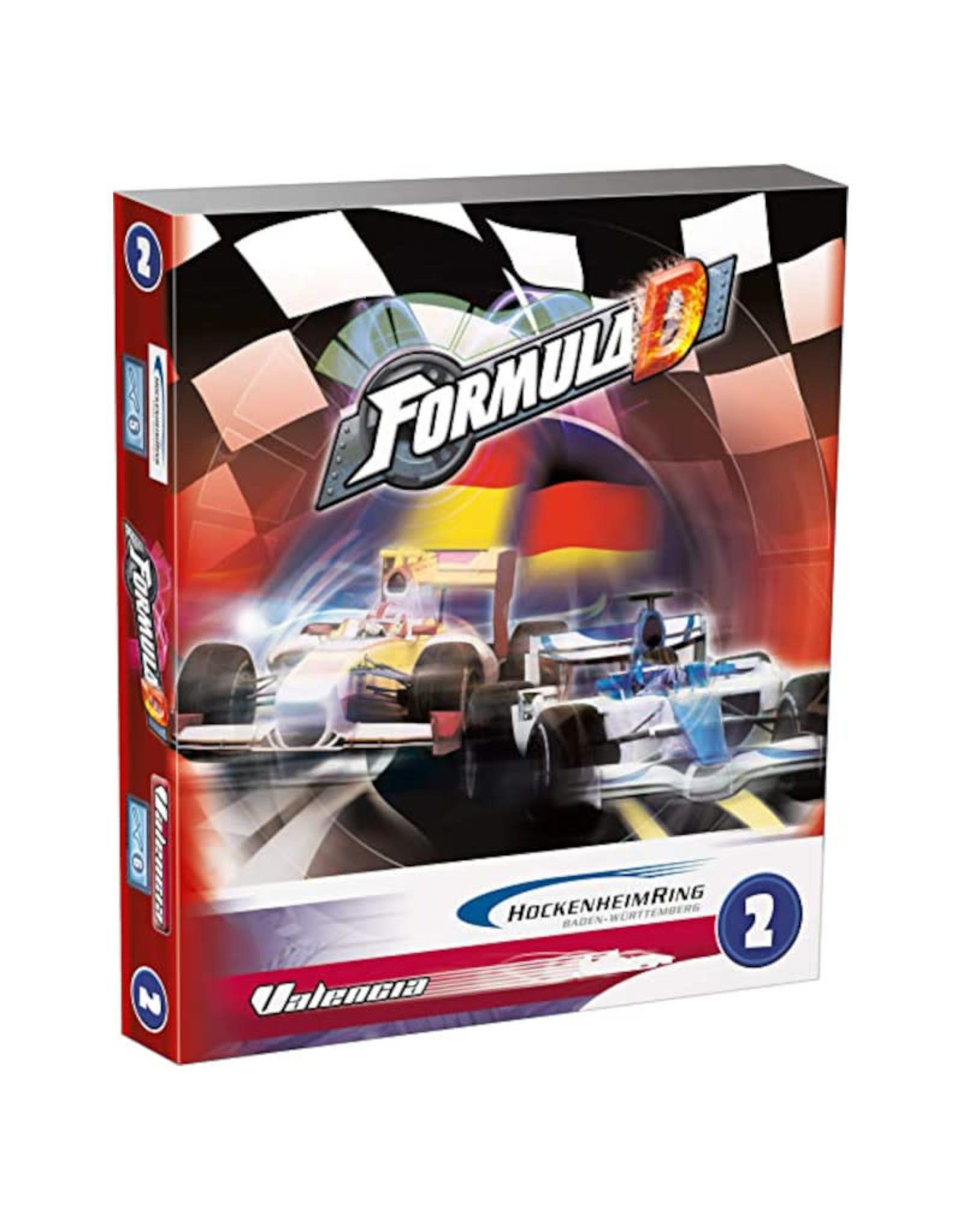 Formula D Valencia Hockenheim Expansion