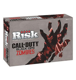 USAopoly Risk Call of Duty Zombies