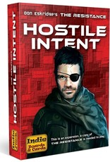 Indie Boards and Cards Resistance Hostile Intent