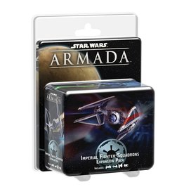 Fantasy Flight Games Star Wars Armada Imperial Fighter Squad