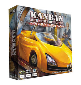 Stronghold Games Kanban Drivers Edition