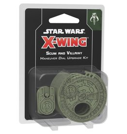 Fantasy Flight Games Star Wars X-Wing Dial: Scum and Villainy