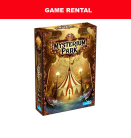 (RENT) Mysterium Park for a Day. Love It! Buy It!