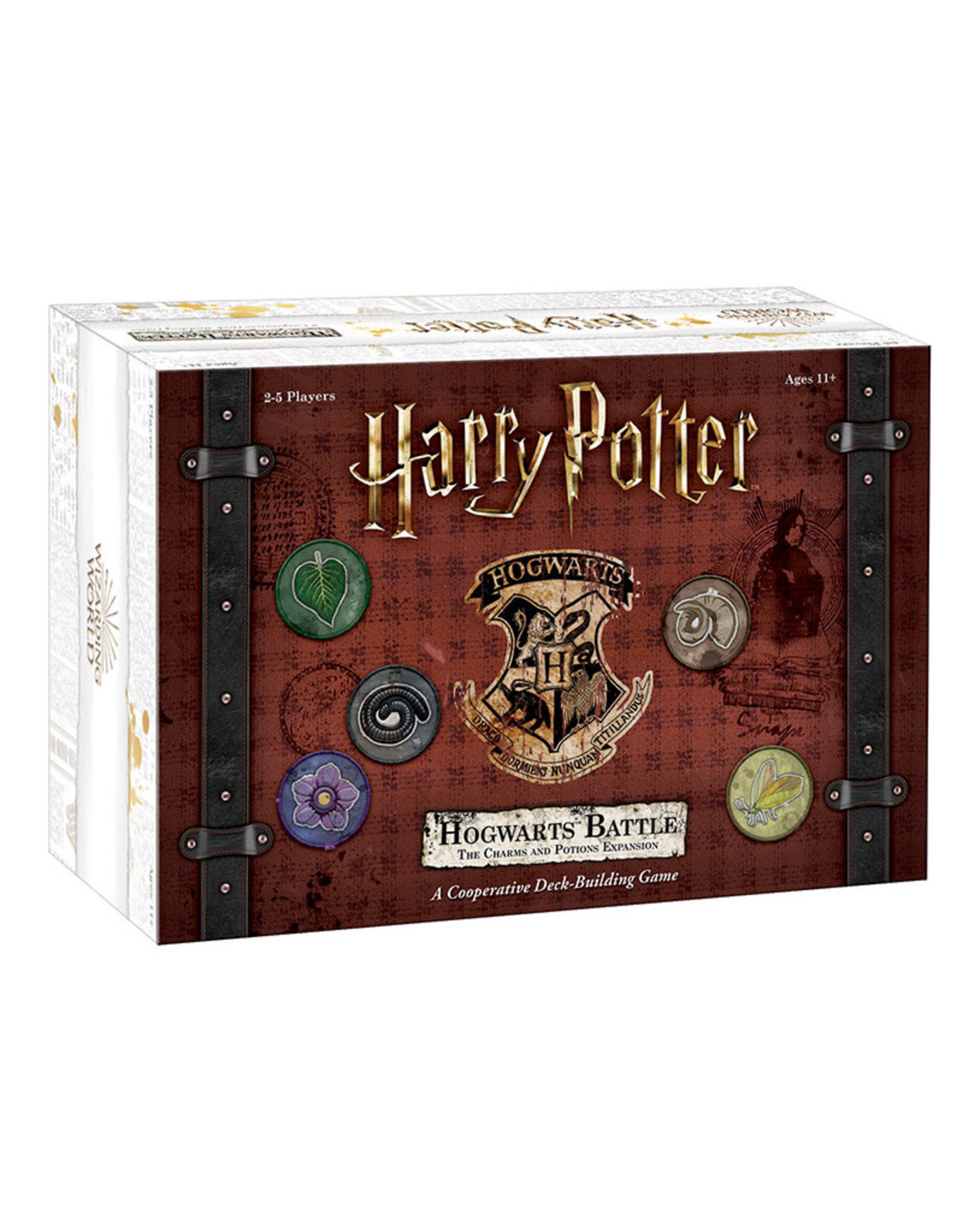 USAopoly Harry Potter Hogwarts Battle: The Charms and Potions Expansion