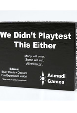 Asmadi Games We Didnt Playtest This Either