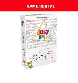 (RENT) Just One for a Day. Love it! Buy it!