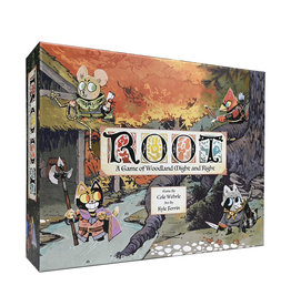 Leder Games (Reprint Expected November 2021 - January 2022) Root