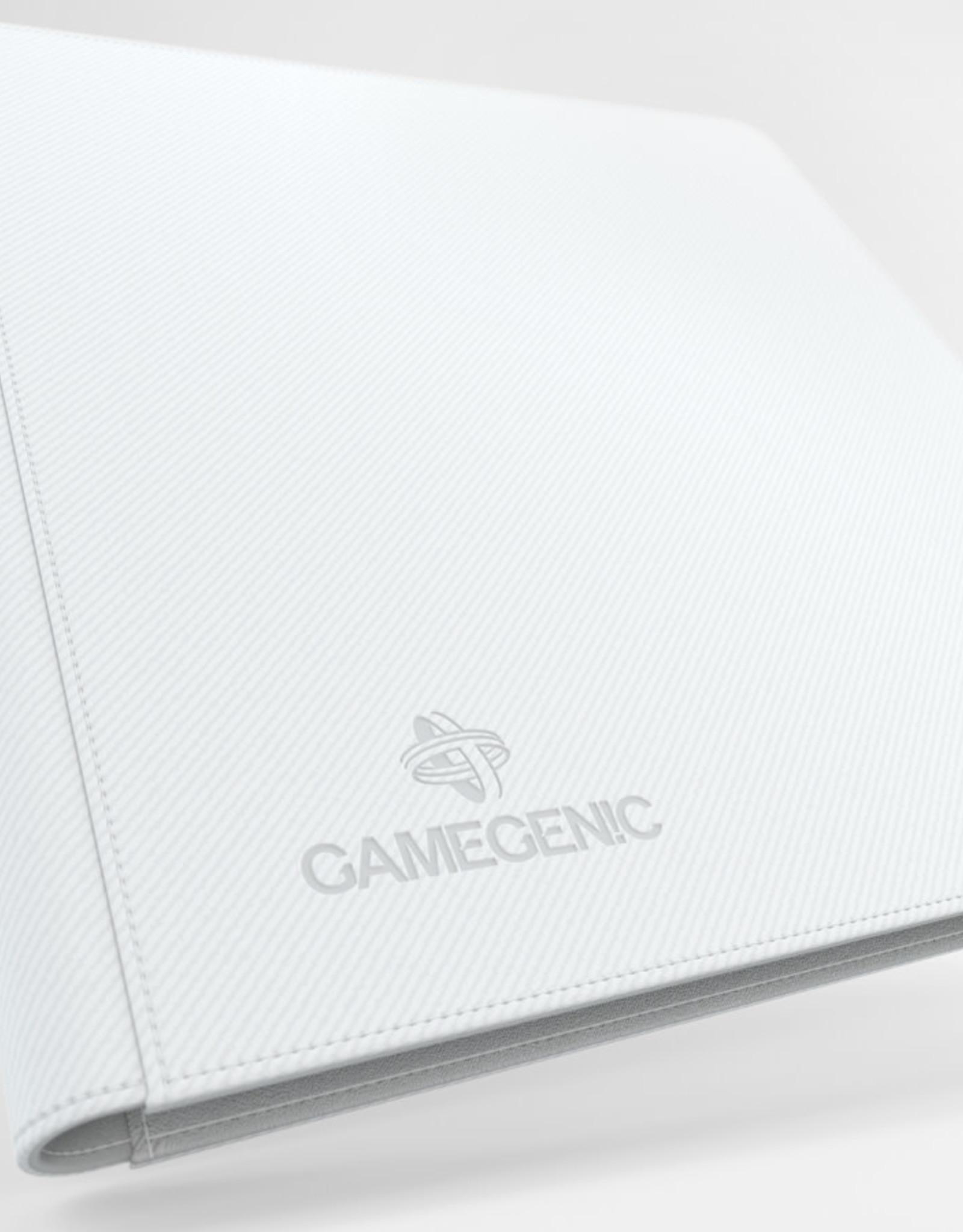 Prime Album: 24-Pocket Side-Loading White