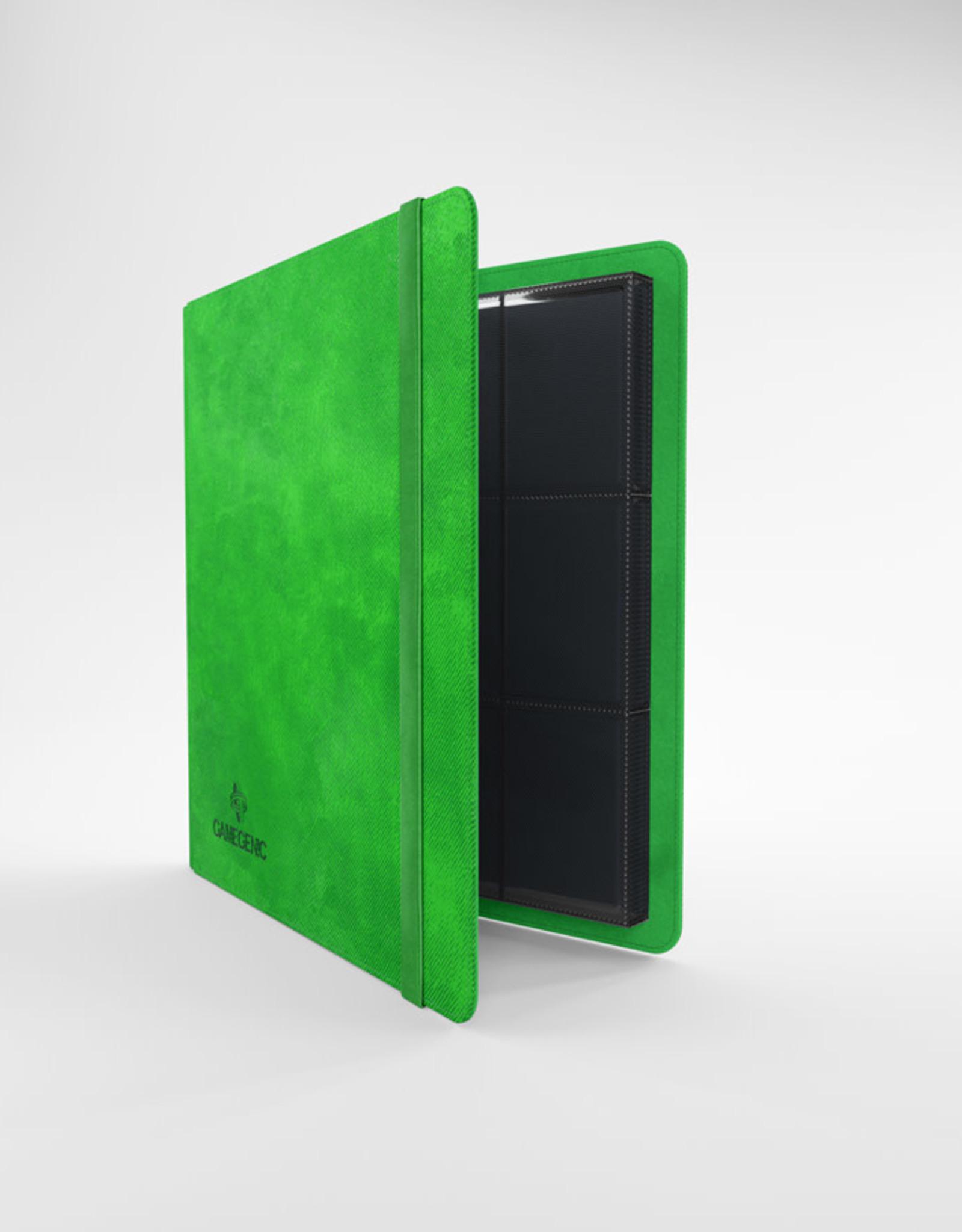Prime Album: 24-Pocket Side-Loading Green
