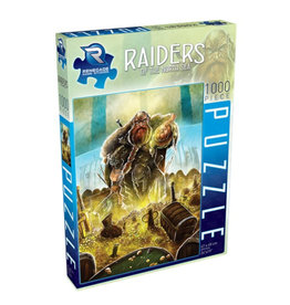 Renegade Games Raiders of the North Sea Puzzle 1000 PCS