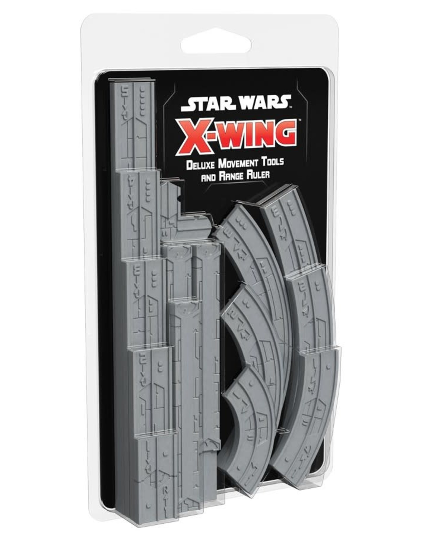 Fantasy Flight Games Star Wars X-Wing Deluxe Movement Tools