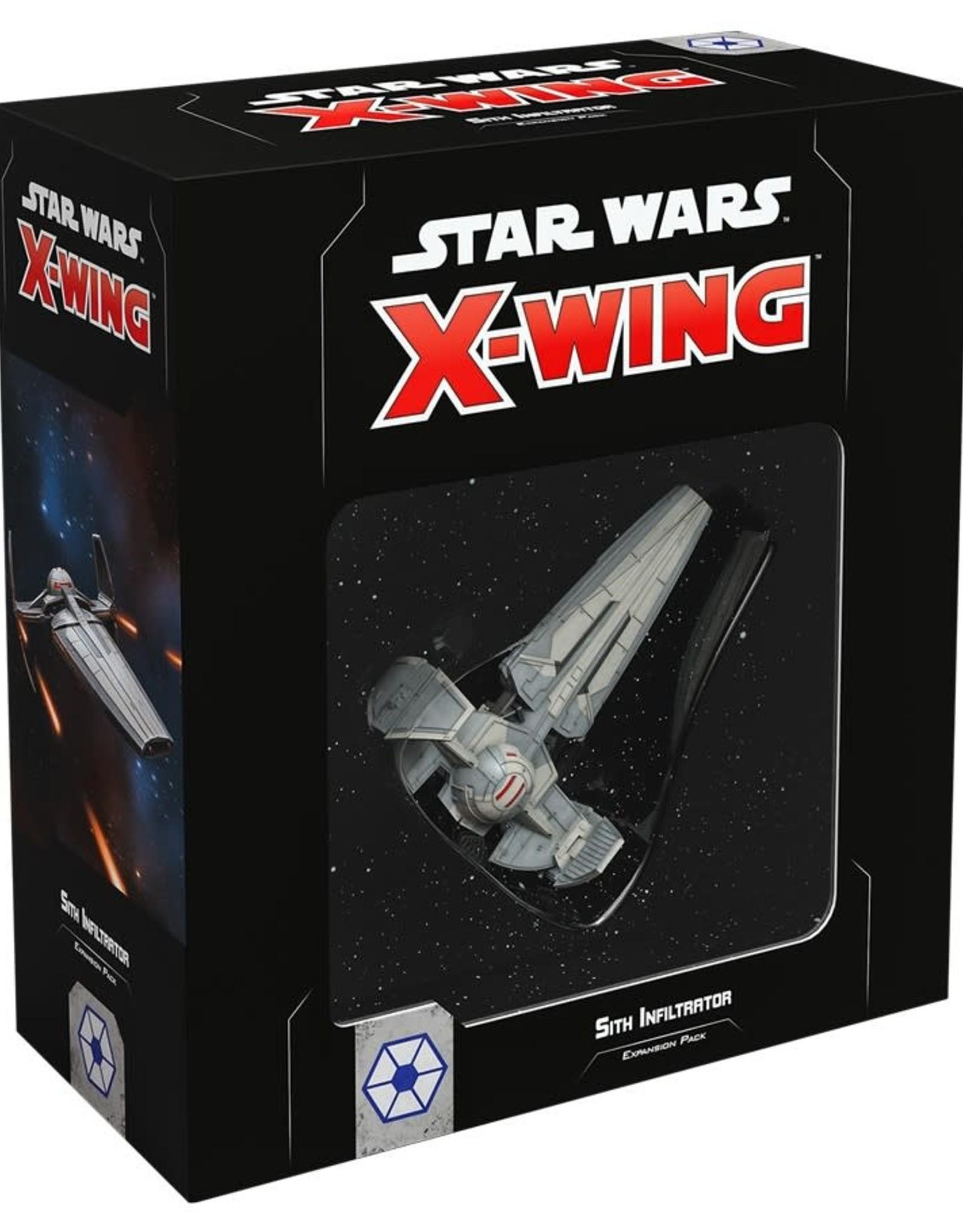 Fantasy Flight Games Star Wars X-Wing Sith Infiltrator