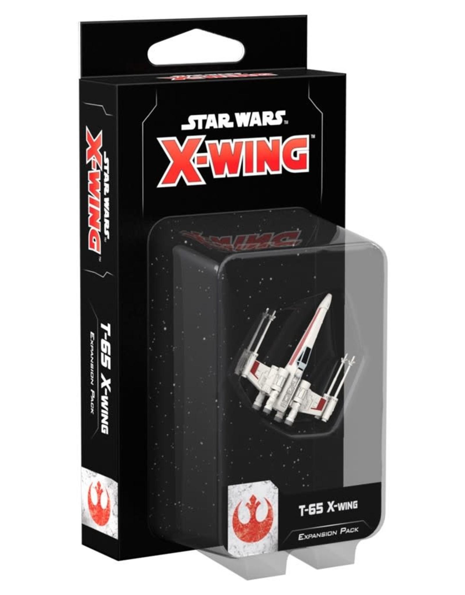 Fantasy Flight Games Star Wars X-Wing T-65 X-Wing