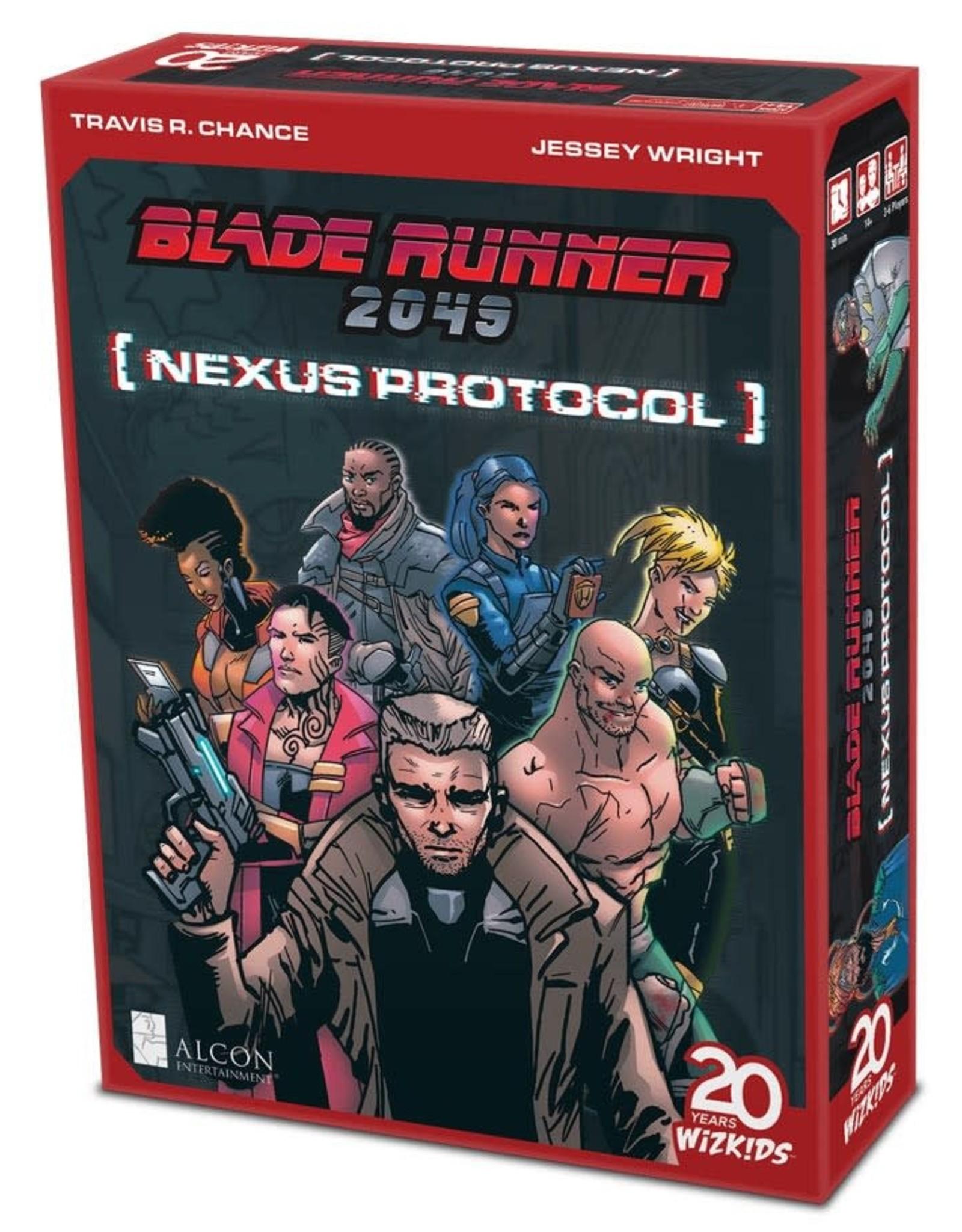 Wizkids Blade Runner 2049 Nexus Protocol