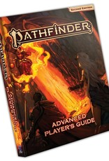 Paizo Pathfinder RPG: Advanced Player's Guide Hardcover
