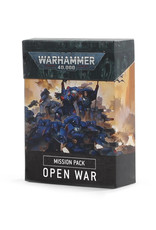 Games Workshop Warhammer 40K Mission Pack Open War