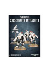 Games Workshop Warhammer 40K Tau XV25 Stealth Suits