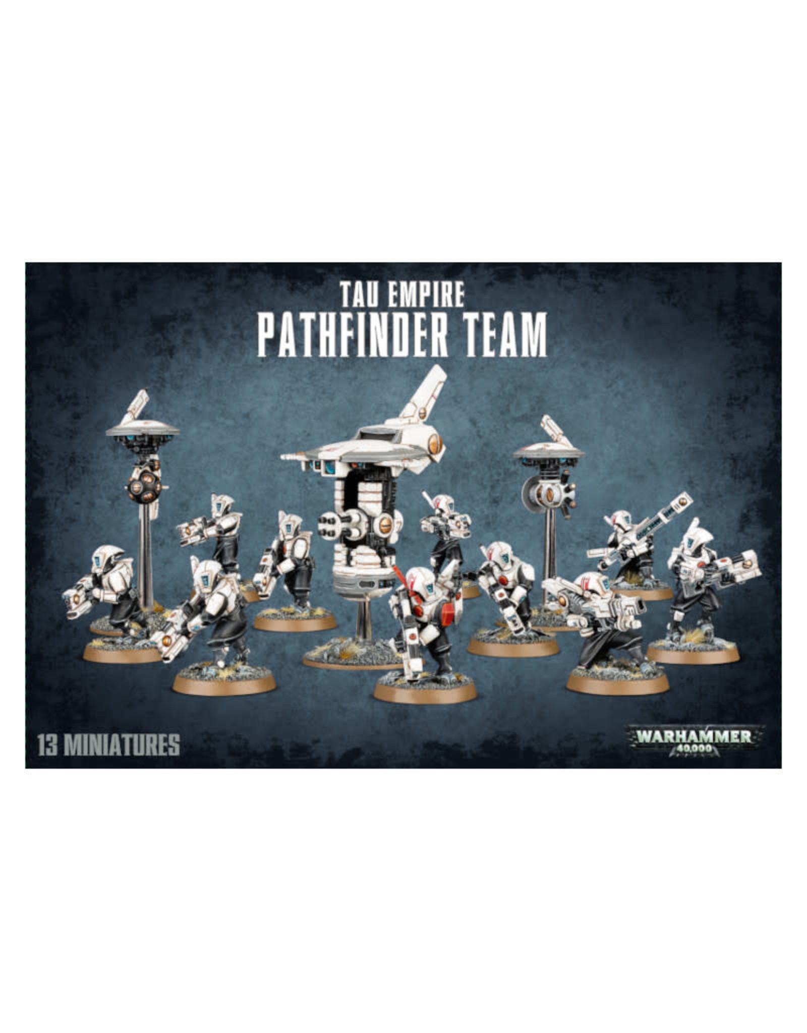 Games Workshop Warhammer 40K Tau Pathfinder Team
