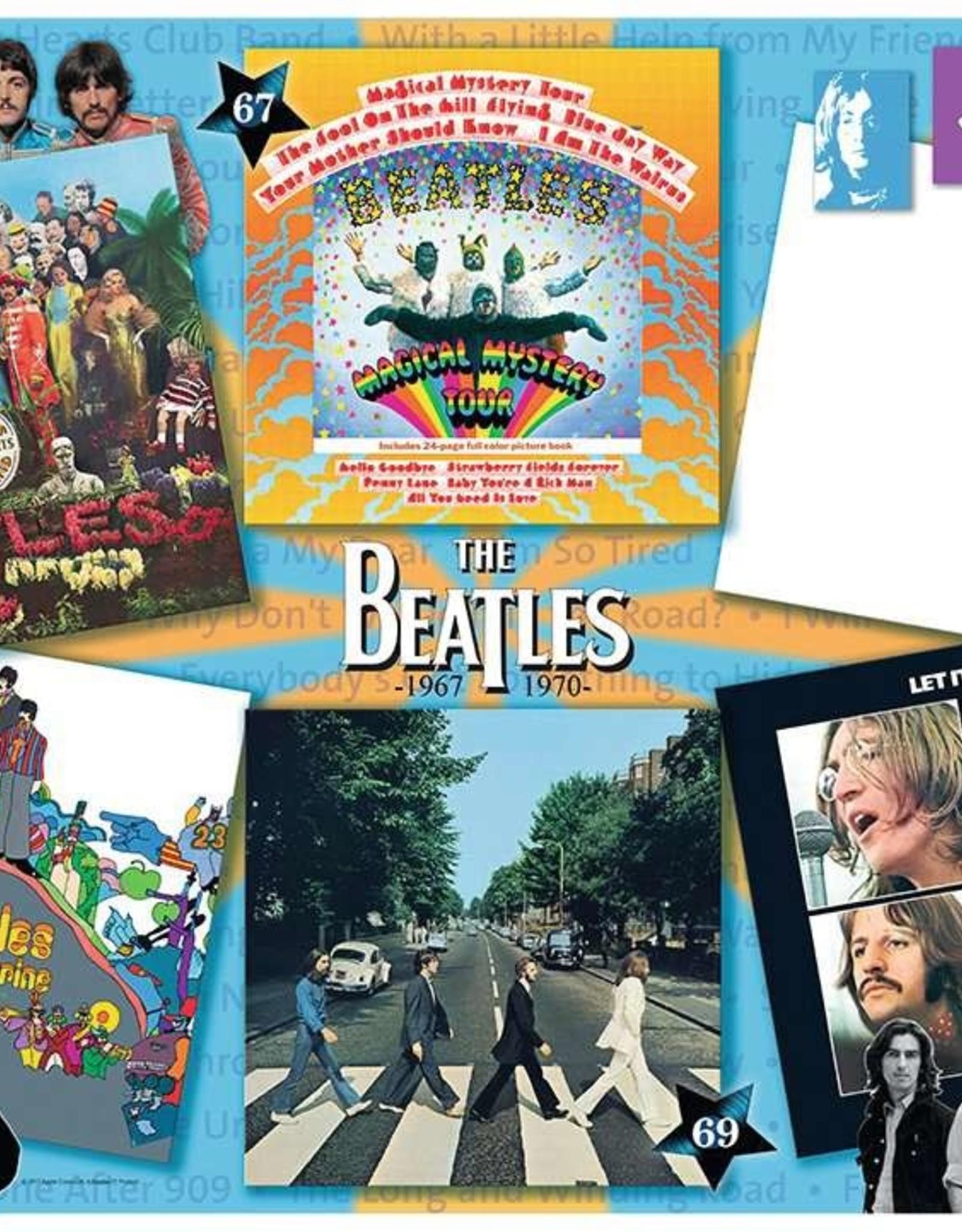 Ravensburger Beatles Albums 1967-70 Puzzle 1000PCS