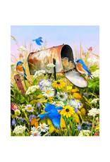 Springbok Bluebirds Puzzle 36 PCS