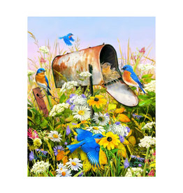 Springbok Bluebirds Puzzle 36 PCS