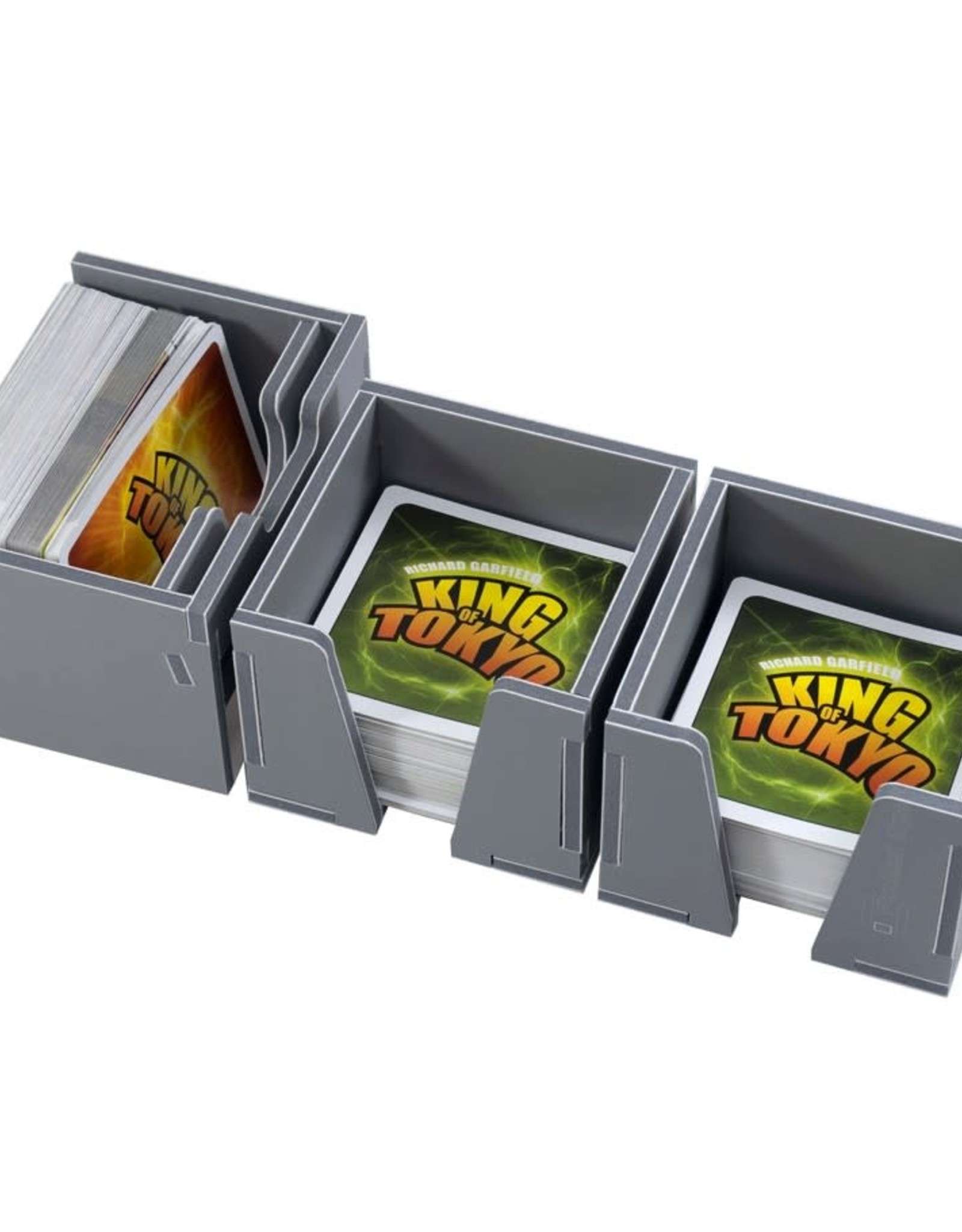 Folded Space Box Insert: King of Tokyo or New York & Expansions