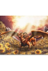 Arcane Tinmen Playmat: Dragon Shield Dyrkottr Last of His Kind